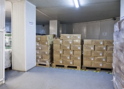 Refrigerated storage