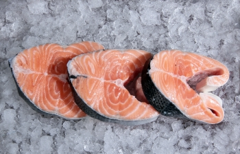 Salmon cutlet